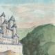 DETAILS 05 | Imaginary Castle - Vauguillain - Yonne - France (Henriette Quillier)