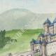 DÉTAILS 01 | Château imaginaire - Saint-Loup - Jura - France (Henriette Quillier)