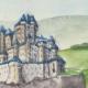 DÉTAILS 02 | Château imaginaire - Saint-Loup - Jura - France (Henriette Quillier)