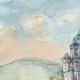 DÉTAILS 01 | Château imaginaire - Chiny - Wallonie - Belgique (Henriette Quillier)