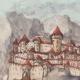 DÉTAILS 01 | Château imaginaire - Château de Valecov - Bohême - République tchèque (Henriette Quillier)