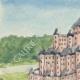 DETAILS 01   Imaginary Castle - Schwanenburg - North Rhine-Westphalia - Germany (Henriette Quillier)