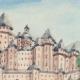 DETAILS 02   Imaginary Castle - Schwanenburg - North Rhine-Westphalia - Germany (Henriette Quillier)