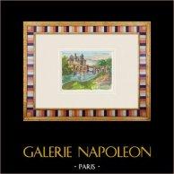 Castelo imaginário - Neuf-Marché - Seine-Maritime - França (Henriette Quillier)