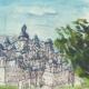 DETAILS 05   Imaginary Castle - Bois-Rogue - Vienne - France (Henriette Quillier)