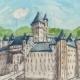 DETAILS 02 | Imaginary Castle - Traversay - Vienne - France (Henriette Quillier)