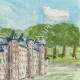DETAILS 05 | Imaginary Castle - Traversay - Vienne - France (Henriette Quillier)