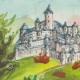 DETAILS 01   Imaginary Castle - Doué-la-Fontaine - Maine-et-Loire - France (Henriette Quillier)