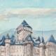 DETAILS 02   Imaginary Castle - Launeuil - Vienne - France (Henriette Quillier)