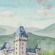 DÉTAILS 02 | Château imaginaire - Champagné-Saint-Hilaire - Vienne - France (Henriette Quillier)