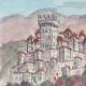 DETAILS 01 | Imaginary Castle - Croix - Vaucluse - France (Henriette Quillier)