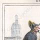DETAILS 01 | Caricature - French Invasion of Algeria - Emir Abdelkader - So you remember me ?