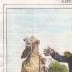 DÉTAILS 01 | Caricature - Invasion de l'Algérie par la France - Emir Abdelkader  - Il nous en a fait user des chaussures celui la !