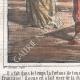 DÉTAILS 05 | Caricature - Invasion de l'Algérie par la France - Emir Abdelkader  - Il nous en a fait user des chaussures celui la !