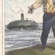 DÉTAILS 02 | Caricature - Invasion de l'Algérie par la France - Emir Abdelkader  - Vous devriez acheter cette machine pour promener vos dames
