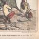 DÉTAILS 06 | Caricature de la Guerre d'Indépendance Italienne - 1862 - Lion de Saint Marc - Vénétie - Autriche - Venise - Il occupe tout mon monde !