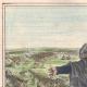 DÉTAILS 01   Caricature de la Guerre d'Indépendance Italienne - 1859 - Rives du Pô  - Farceurs d'autrichiens !