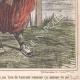 DÉTAILS 06   Caricature de la Guerre d'Indépendance Italienne - 1859 - Rives du Pô  - Farceurs d'autrichiens !