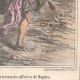 DETAILS 06   Caricature of the Italian War of Independence - 1859 - The Lazzaroni plunder Naples