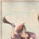 DETAILS 01 | Caricature of the Italian War of Independence - 1859 - Tap firmly! and do not be afraid !! I hold him !