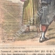 DETAILS 03 | Caricature of the Italian War of Independence - 1859 - You do not understand that it's infamous to whip a woman?