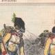 DÉTAILS 02 | Caricature de la Guerre d'Indépendance Italienne - 1859 - Caisse du Duc de Modène