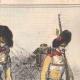 DÉTAILS 05 | Caricature de la Guerre d'Indépendance Italienne - 1859 - Caisse du Duc de Modène