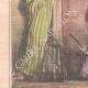 DETAILS 02 | Caricature - Turkey - 1861 - Turkish Officials Dismissed
