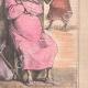 DETAILS 04 | Caricature - Turkey - 1861 - Turkish Officials Dismissed