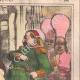 DÉTAILS 03   Caricature - Turquie - 1861 - Le nouveau sultan a donné l'ordre de vous marier toutes !