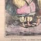 DÉTAILS 05   Caricature - Turquie - 1861 - Le nouveau sultan a donné l'ordre de vous marier toutes !