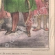 DÉTAILS 06   Caricature - Turquie - 1861 - Le nouveau sultan a donné l'ordre de vous marier toutes !