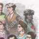 DETAILS 03 | Traditional Costume - Nice - Bavaria - Sweden - Réunion - England - Russia - Tunisia - China - Greece - Algeria - Frisia