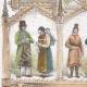 DETAILS 02   Paris Universal Exhibition of 1867 - Traditional Costume - Sweden - Norway