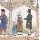DETAILS 05   Paris Universal Exhibition of 1867 - Traditional Costume - Sweden - Norway