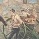 DETAILS 04 | Terrible accident in Turin - Military exercise - 1895