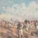 DÉTAILS 01   Dernières batailles africaines - Mort de Bath-Agos - 1895