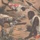 DÉTAILS 02   Dernières batailles africaines - Mort de Bath-Agos - 1895