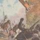 DÉTAILS 03   Dernières batailles africaines - Mort de Bath-Agos - 1895