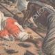 DÉTAILS 06   Dernières batailles africaines - Mort de Bath-Agos - 1895
