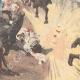 DETAILS 04   Italo-Ethiopian War - Battle of Senafé  - General Baratieri winner - 1895