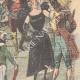 DÉTAILS 04 | Modes et Costumes - Carnaval - Déguisement - 1895