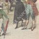 DÉTAILS 06 | Modes et Costumes - Carnaval - Déguisement - 1895