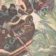 DÉTAILS 04 | Naufrage - Sauvetage des naufragés de l'Elbe par un bateau de pêche - 1895