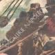 DÉTAILS 05 | Naufrage - Sauvetage des naufragés de l'Elbe par un bateau de pêche - 1895