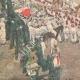 DETAILS 04 | Italo-Ethiopian War - The winners of Senafé return to Massaoua - 1895