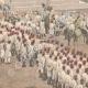 DETAILS 05 | Italo-Ethiopian War - The winners of Senafé return to Massaoua - 1895