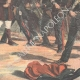 DETAILS 04   Conflict with the highwayman Sanna and death of lieutenant Palmas in Sardinia - Italy - 1895