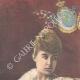 DETAILS 01 | Portrait of Prince Emanuele Filiberto and Hélène of Orléans, his fiancee - 1895