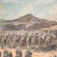 DÉTAILS 01 | Guerre italo-éthiopienne - Siège d'Adigrat - Ethiopie - 1895